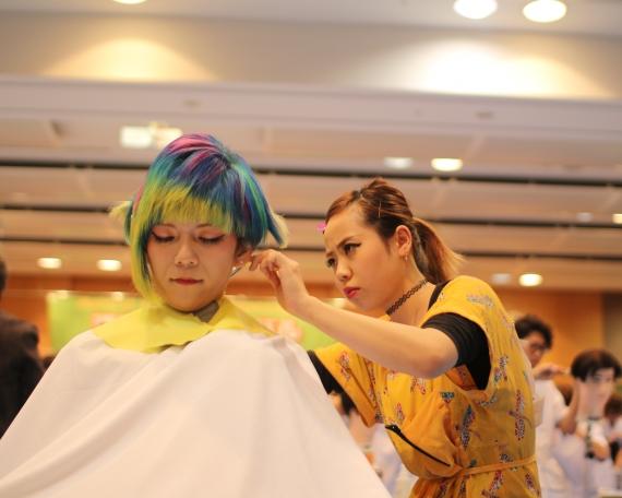 第66回熊本県理容競技大会