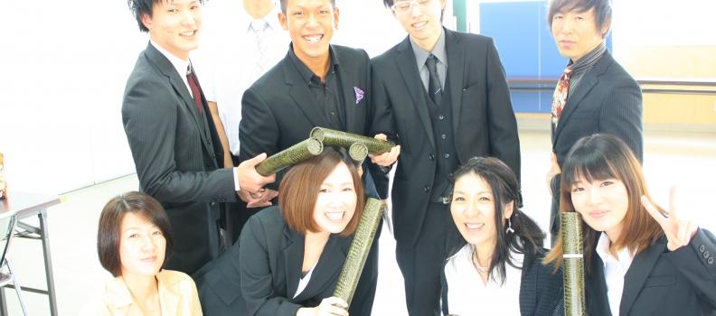 9/8(月) 通信課程 卒業式